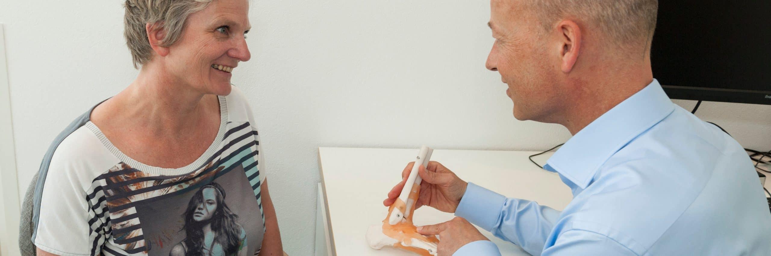 Preventieve behandeling Osteopaat